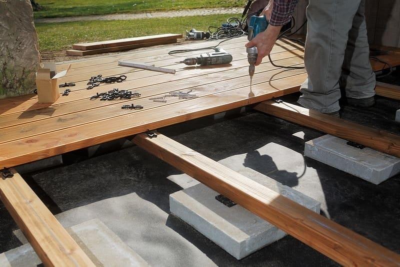 Deck Builders Las Vegas